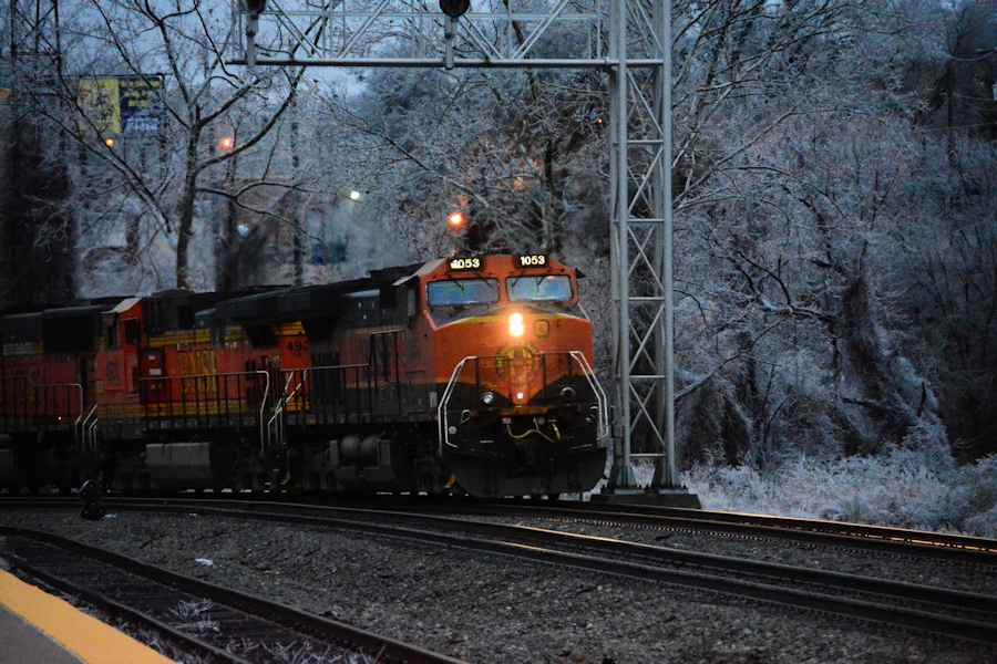 soup train trains and ice little rock february 4 2014
